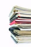 Fichiers et cahiers photos libres de droits