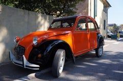 Fick älska denna bil Fotografering för Bildbyråer