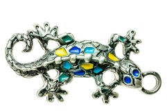 Fictional animal jewelry gems Royalty Free Stock Images