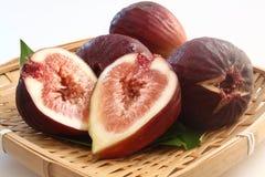 Ficus Carica frukt arkivbild