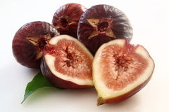 Ficus Carica owoc zdjęcie stock