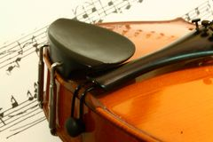 Fiddle Stock Photography