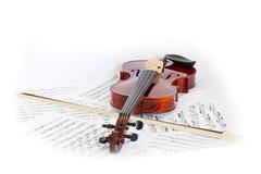 Fiddle Royalty-vrije Stock Fotografie