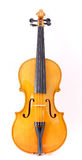Fiddle. Old Fiddle on whithe background Stock Photos