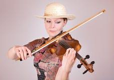 Fiddler Royalty Free Stock Photos