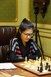 FIDE Women's World Chess Championship Stock Image