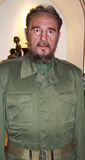 Fidel Castro. Dictator of Cuba, wax statue at the Madame Tussauds museum in New York City Manhattan.Photo taken on: July 19th, 2008 Stock Photos