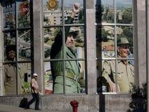 Fidel Castro stockfotografie