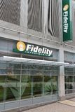 Fidelity Investments Royalty Free Stock Images