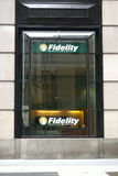 Fidelity Investments Stock Image