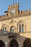 Fidenza (Parma) Royalty Free Stock Photo