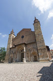 Fidenza (Parma, Italy) - Cathedral Royalty Free Stock Photography
