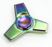 Fidget HANDSPINNER METAL Στοκ φωτογραφία με δικαίωμα ελεύθερης χρήσης