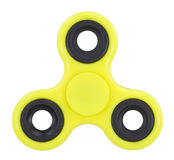 Fidget HANDSPINNER. Is a popular toy in 2016 Royalty Free Stock Image