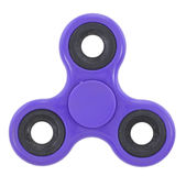 Fidget HANDSPINNER. Is a popular toy in 2016 Stock Images