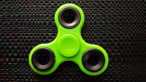 Fidget Spinner. Antistress, therapy. autism therapy. Fidget Spinner. antistress toys for autism people. new sales hit Stock Photo