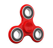 Fidget Spinner Isolated. On white background. 3D render Stock Image
