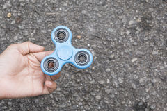 Fidget Spinner stock images