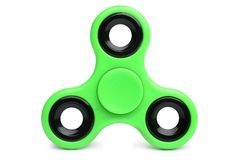 Fidget spinner stock photo