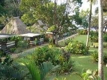 Fidschi Bure #1 Lizenzfreie Stockfotografie
