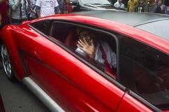 FIDUCIA DEL COMBUSTIBILE FOSSILE DELL'INDONESIA Immagini Stock