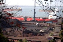 Fiducia del porto di Mormugao fotografia stock libera da diritti