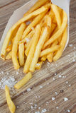 Fied potato Stock Photography