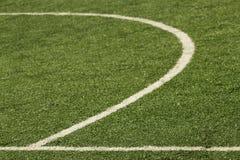 field спорты разыгрыша футбола стоковые фото