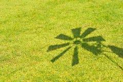 Field. Pin wheel shade in the field stock photos