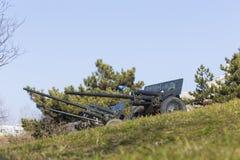 Field canons Royalty Free Stock Photo