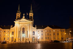 Field Cathedral of the Polish Army in Warsaw Stock Photography
