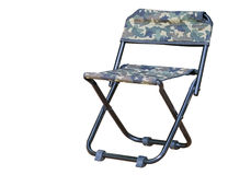 Field chair Stock Photography