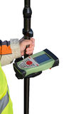 Field controller on smart pole 3 Stock Photos