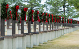 Field of Empty Chairs memorial Stock Photo