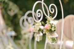 Field Flower Decoration stock image