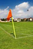 field fotboll Royaltyfri Bild