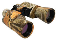 Field glasses Royalty Free Stock Photos