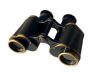 Field glasses. Stock Photography