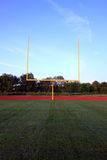 Field Goal Posts Royalty Free Stock Image