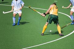 Field Hockey Stock Photography