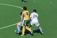 Field Hockey Royalty Free Stock Images