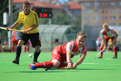 Field hockey - Tomas Vohnicky Stock Photography