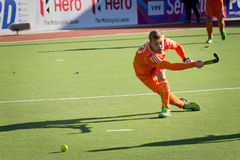 Field Hockey World League Stock Image
