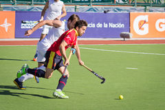 Field Hockey World League Royalty Free Stock Photo