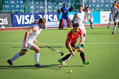 Field Hockey World League Royalty Free Stock Photography