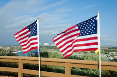 Field of Honor Event Royalty Free Stock Photos