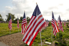 Field of Honor Event Royalty Free Stock Images