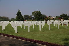 Field of honour Bandung Royalty Free Stock Images