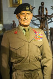 Field Marshal Bernard Law Montgomery Stock Photos