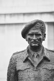 Field Marshal Montgomery War Memorial Royalty Free Stock Photography